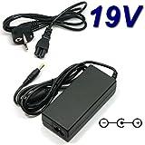 TOP CHARGEUR  Adaptateur Secteur Alimentation Chargeur 19V pour TV Téléviseur Samsung UE32J4000 UE32J4000AW WAM1500 HW-K360 HG32ED450SW