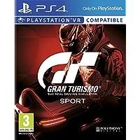 Gran Turismo Sport Jeu PS4/VR