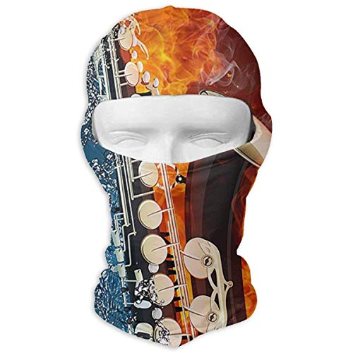 028be0bba8 Ice and Fire Poles Bess Winter Motorcycle Full Face Mask UV Protection Head  Hood for Men