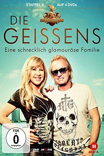 Die Geissens - Eine schrecklich glamouröse Familie: Staffel  9 (4 DVDs)