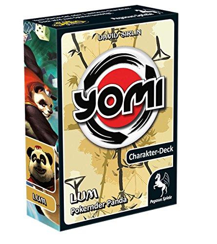 Pegasus-Spiele-17433G-Yomi-Einzeldeck-Lum