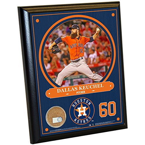 mlb-houston-astros-dallas-keuchel-plaque-with-game-used-dirt-from-minute-maid-park-8-x-10-navy