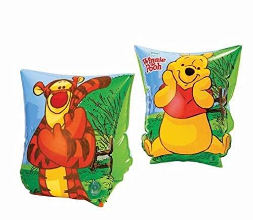 Disney Winnie the Pooh aufblasbar Deluxe Arm Bands Pool schwimmt - Band The Winnie Pooh