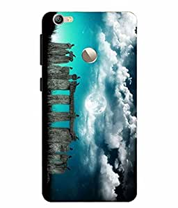 Snazzy Nature Printed Colorful Hard Back Cover For LeEco Le 1S, LeEco Le 1S Eco, LETV Le 1S