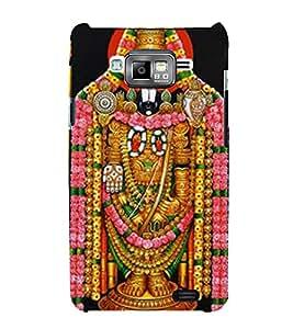 Fuson Designer Back Case Cover for Samsung Galaxy J2 (6) 2016 J210F :: Samsung Galaxy J2 Pro (2016) (Sri Venkateswara Swamy Balaji Chalapathy Damodara Ezhu Malai )