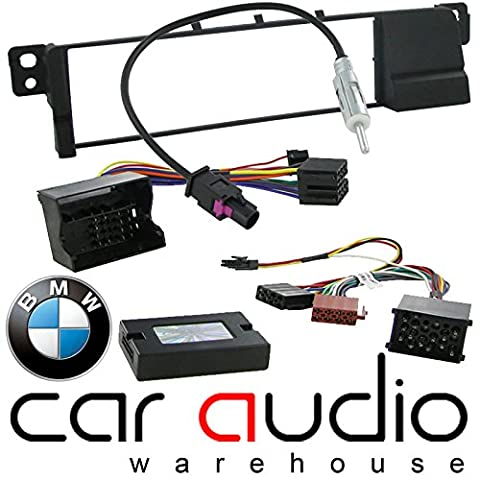 BMW 3 Series E46 1998 - 2005 Car Stereo Radio