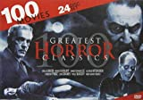 100 Greatest Horror Classics - Horror Classics + Legends of Horror by Various