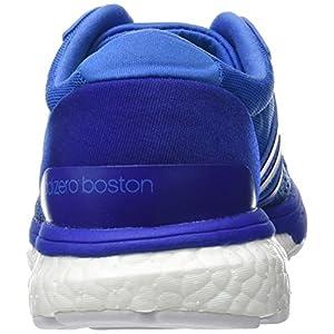 adidas Adizero Boston 6, Zapatillas de Running para Mujer, Ray Bold Blue, 36 2/3 EU