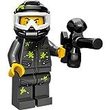 LEGO 71001 - Minifigur Paintball-Spieler aus Sammelfiguren-Serie 10