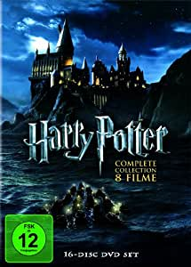 Harry Potter - Complete Collection [16 DVDs]