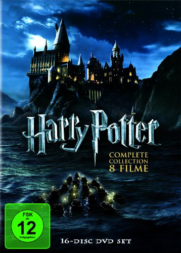 Harry Potter – Complete Collection [16 DVDs]