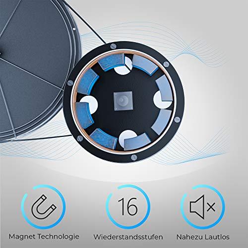 Maxxus Crosstrainer CX 84 – Heimtrainer mit Stromgenerator Bild 3*