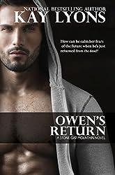 Owen's Return (Stone Gap Mountain Book 6)