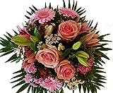 Frischer Blumenstrauß mit Sofortlieferung | Perfekt zum Geburtstag | 1A Qualität | MEISTERBETRIEB |