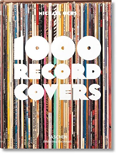 1000 Record Covers Buch-Cover