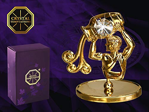 Germany crystal temptations - acquario con cristalli swarovski
