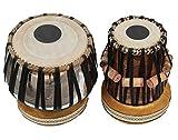 Makan Bayan & Dayan Tabla Set Percussion Musical Instrument with Carry Bag & Cushion