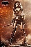 GB Eye Ltd, Batman Vs Superman, Wonder Woman, Maxi Poster