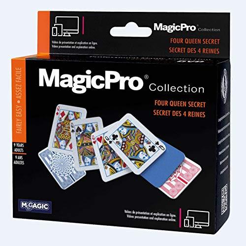 O.I.D. Oid Magic - 218 - Truco de Magia - Secreto de Las 4 Reinas