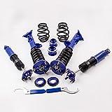 maXpeedingrods Kit Amortisseurs Sport Bleu