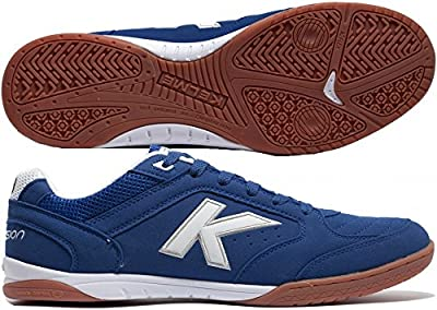 Kelme Zapatilla Precision LNFS Royal-Blanco