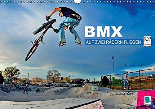 Preisvergleich Produktbild BMX - Auf zwei Rädern fliegen (Wandkalender 2016 DIN A3 quer): Räder, die die Welt bedeuten: BMX (Monatskalender, 14 Seiten) (CALVENDO Sport)