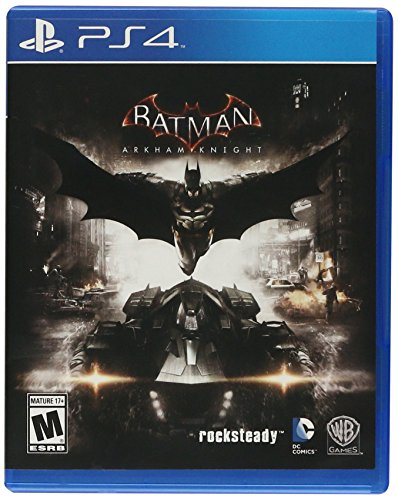 Warner Bros Batman: Arkham Knight, PS4