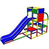 Moveandstic 6024 - Spielturm TIMM mit Rutsche