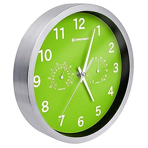 Horloges Murales Verte: Amazon.fr