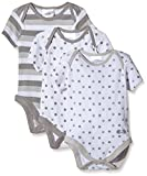 Twins Unisex Baby Kurzarm-Body im 3er Pack (Bild: Amazon.de)
