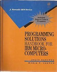 Programming Solutions Handbook for IBM Microcomputers