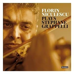 Florin Niculescu plays Stéphane Grappellli