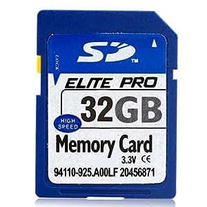 Often SanDisk Secure Digital 32 Go Carte mémoire SD 32 Go G 2G