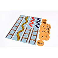 Be-Active Giant SNAKES AND LADDERS Set - indoor & outdoor use