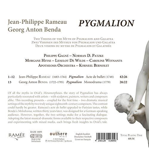 Zoom IMG-2 pygmalion