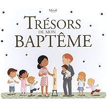 Trésors de mon baptême : Contient : 1 illustration encadrée