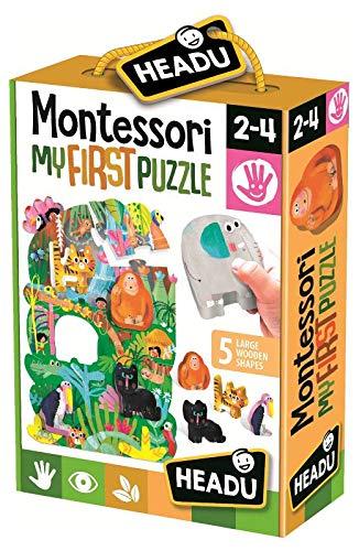 Montessori Puzzle La Selva