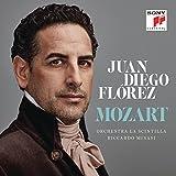 Mozart / Juan Diego Florez | Mozart, Wolfgang Amadeus (1756-1791)