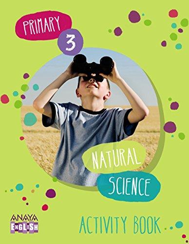 Natural Science 3. Activity Book (Anaya English) - 9788467862898
