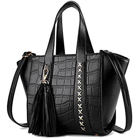 YS Fashion Designer New Style Tote Shoulder Bag Handbag Big Large Capacity For Ladies