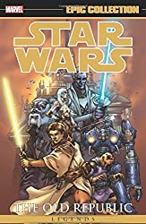 Star Wars Legends Epic Collection: The Old Republic Volume 1 (Epic Collection: Star Wars Legends) by John Jackson Miller (2015-07-21)