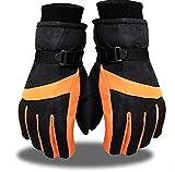 Winter Warm Ski Handschuhe Plus dicker Wolle Cashmere Fell One Ride Ride Windschutz Reithandschuhe
