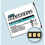 PolarCell–Batería Li-Ion para Samsung Galaxy Ace 3S7270–S7272–S7275–7390