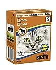 BOZITA Nassfutter BOZITA HÄPPCHEN in Gelee mit Lamm 1 x 370g für Katzen