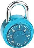 PEARL Vorhängeschlösser: Mini-Zahlenschloss mit Stahlbügel (Mini Sicherheits Zahlenschloss)
