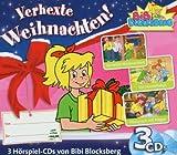 Bibi Blocksberg Weihnachtsbox 3 CDs