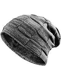 ONOSN caldo berretto beanie sportivo ed elegante modello design unicolore e92e44c9dea6