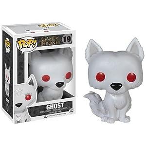 Funko FK3876 Pop! TV: Juego de Tronos- Ghost Fantasma 9