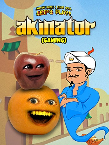 clip-annoying-orange-midget-apple-lets-play-akinator-gaming
