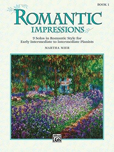 Romantic Impressions, Bk 1